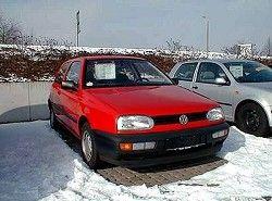 Golf III 1.9 SDi (3dr)(1HX) Volkswagen фото