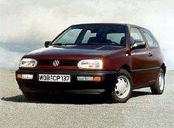 Golf III 2.8 VR6 (3dr)(1HX) Volkswagen фото