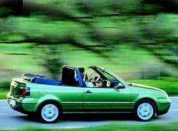 Volkswagen Golf III Cabrio 1.8 (75hp)(1E7) фото