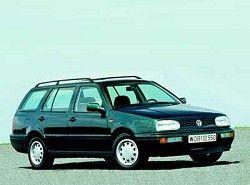 Volkswagen Golf III Variant 1.9 TD (110hp)(1HXO) фото