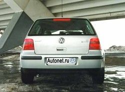 Golf IV 1.6 (3dr) (102hp)(1J1) Volkswagen фото