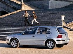 Volkswagen Golf IV 1.6 (5dr) (101hp)(1J1) фото
