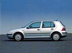 Golf IV 1.6 16V (5dr)(1J1) Volkswagen фото