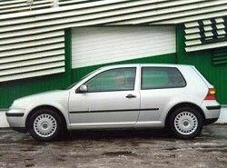 Volkswagen Golf IV 1.8 20V T (3dr) (180hp)(1J1) фото