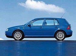 Golf IV 1.8 20V T (5dr) (150hp)(1J1) Volkswagen фото