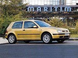 Volkswagen Golf IV 1.9 TD (3dr) (110hp)(1J1) фото