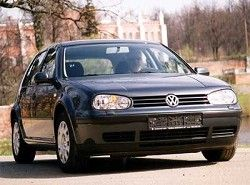 Golf IV 1.9 TD (5dr) (116hp)(1J1) Volkswagen фото