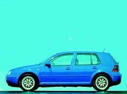 Volkswagen Golf IV 1.9 TD (5dr) (150hp)(1J1) фото