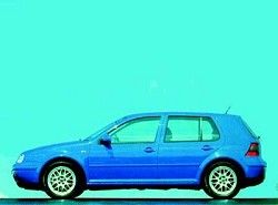 Golf IV 1.9 TD 4motion (5dr) (101hp)(1J1) Volkswagen фото