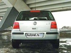 Golf IV 2.8 VR6 24V 4motion (3dr)(1J1) Volkswagen фото