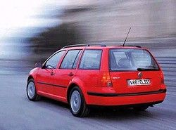 Golf IV Variant 1.9 TD (110hp)(1J5) Volkswagen фото