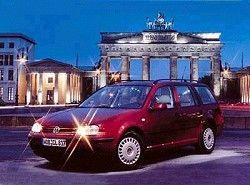 Golf IV Variant 1.9 TD 4motion (101hp)(1J5) Volkswagen фото