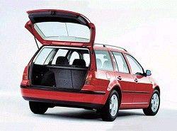 Volkswagen Golf IV Variant 1.9 TD 4motion (130hp)(1J5) фото