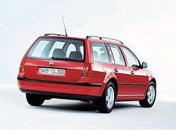 Golf IV Variant 2.0(1J5) Volkswagen фото