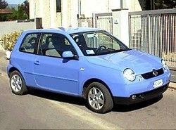 Volkswagen Lupo 1.4(6X1) фото