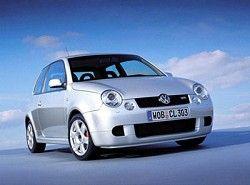 Volkswagen Lupo 1.4 16V (101hp)(6X1) фото