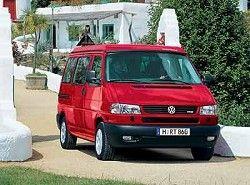 Volkswagen Multivan II 2.5 TD Syncro(T4) фото