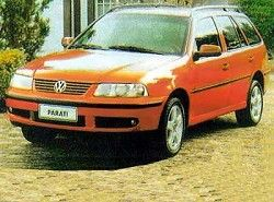 Volkswagen Parati 1.0 (61hp)(AB9) фото