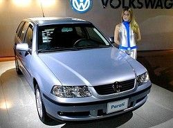 Parati 1.0 (61hp)(AB9) Volkswagen фото