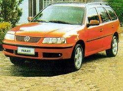Volkswagen Parati 1.6 (99hp)(AB9) фото