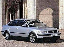 Volkswagen Passat 1.9 TDI 4motion (110hp)(3B2) фото