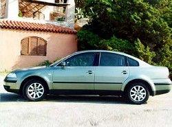 Passat GP 1.9 TDI PD 4motion(B5GP) Volkswagen фото