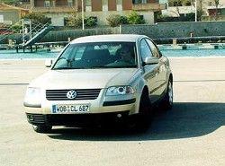 Passat GP 1.9 TDI PD 4motion (130hp)(B5GP) Volkswagen фото