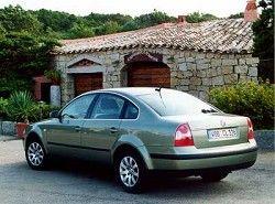 Passat GP 2.8 V6 4motion(B5GP) Volkswagen фото