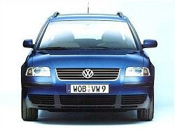 Volkswagen Passat Variant 1.9 TDI 4motion (130hp)(3B6) фото