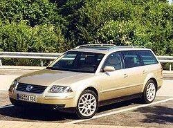 Passat Variant W8(3B6) Volkswagen фото