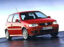 Volkswagen Polo 1.0 (3dr)(6N2) фото