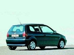 Volkswagen Polo 1.0 (3dr)(6N1) фото