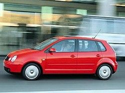 Volkswagen Polo 1.2 (5dr) (54hp)  (9N1) фото