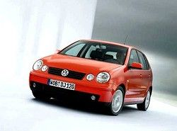 Volkswagen Polo 1.2 (5dr) (65hp)(9N1) фото