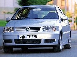 Volkswagen Polo 1.4 (60hp) (5dr)(6N2) фото