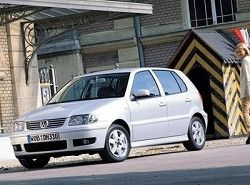 Volkswagen Polo 1.7 D (5dr)(6N2) фото