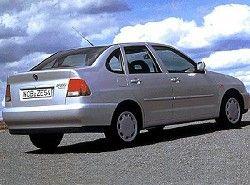 Volkswagen Polo Classic 1.9 TD (90hp)(6KV2) фото
