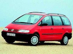Volkswagen Sharan 1.8T 20V(7M8) фото