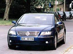 Phaeton 3.2 VR6 24V  3D Volkswagen фото