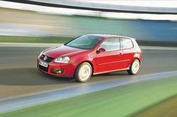 Volkswagen Golf V GTI фото