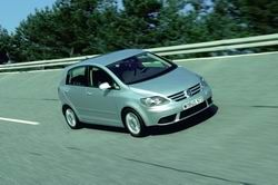 Volkswagen Golf Plus 1.6 FSI фото