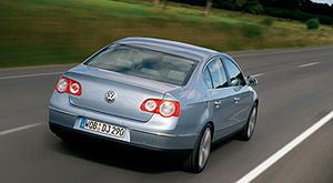 Passat 4Motion 2.0FSI (sedan) Volkswagen фото