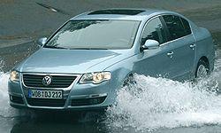 Volkswagen Passat 4Motion 3.2 V6 (sedan) фото