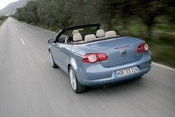 Eos 2.0i 16V TFSI Volkswagen фото