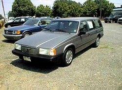 Volvo 940 2.4 TD Kombi(945) фото