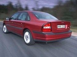 S80 2.9 24V (200hp) Volvo фото