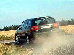Volvo V40 1.8i (125hp)(VW) фото