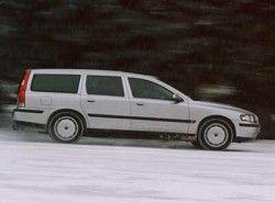 Volvo V70 2.0 20V T (180hp) фото