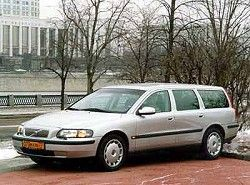 Volvo V70 2.0 20V T (226hp) фото