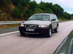 V70 XC Cross Country Volvo фото